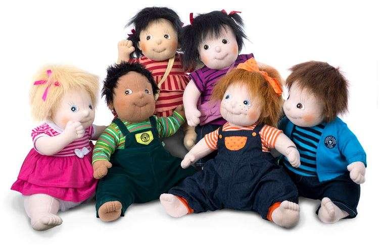 Demenzpuppen - Emphathie Puppen