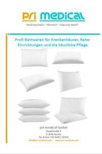 Produktkatalog - Bettwaren